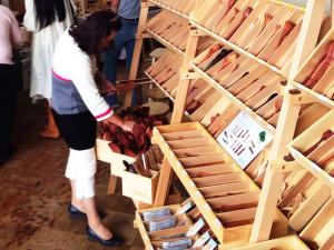 木製カトラリーの販売
